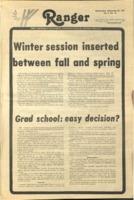 The Parkside Ranger, Volume 6, issue 14, November 30, 1977