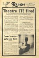 The Parkside Ranger, Volume 6, issue 7, October 12, 1977