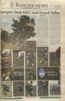 The Ranger News, Volume 39, issue 12, November 25, 2008