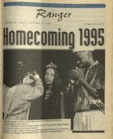 Ranger , Volume 24, issue 7, October 19, 1995