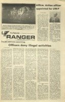 The Parkside Ranger, Volume 2, issue 26, March 27, 1974