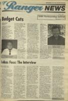 Ranger News, Volume 23, issue 6, October 6, 1994