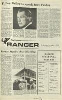 The Parkside Ranger, Volume 1, issue 7, November 8, 1972