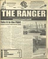 The Ranger , Volume 27, issue 21, April 8, 1999