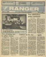 The Parkside Ranger, Volume 15, issue 1, September 4, 1986