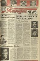 The Ranger News, Volume 22, issue 10, November 4, 1993