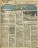 The Parkside Ranger, Volume 13, issue 15, January 17, 1985