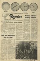 The Parkside Ranger, Volume 7, issue 5, October 4, 1978