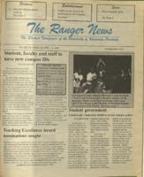 The Ranger News, Volume 25, issue 25, April 10, 1997