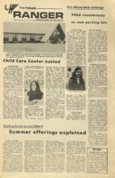 The Parkside Ranger, Volume 2, issue 30, May 1, 1974