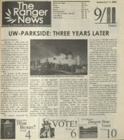 The Ranger News, Volume 35, issue 1, September 11, 2004