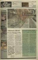 The Ranger News, Volume 36, issue 11, November 15, 2005