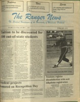 The Ranger News, Volume 25, issue 28, May 1, 1997