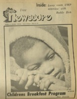 Parkside's Newscope, Volume 3, Issue 8, March 22, 1971