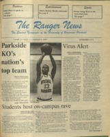 The Ranger News, Volume 25, issue 17, February 6, 1997