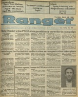 The Parkside Ranger, Volume 18, issue 23, March 22, 1990