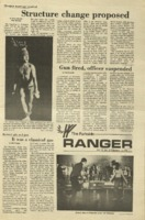The Parkside Ranger, Volume 4, issue 19, February 11, 1976