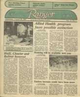 The Parkside Ranger, Volume 14, issue 1, August 29, 1985