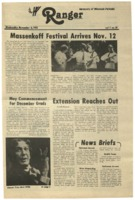The Parkside Ranger, Volume 7, issue 10, November 8, 1978