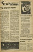 The Parkside Ranger, Volume 2, issue 11, November 14, 1973