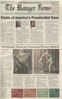 The Ranger News, Volume 46, October 21, 2016