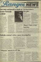 Ranger News, Volume 23, issue 12, November 17, 1994