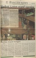 The Ranger News, Volume 39, issue 16, January 27, 2009