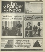 The Ranger News, Volume 34, issue 11, March 11, 2004