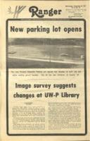 The Parkside Ranger, Volume 6, issue 13, November 23, 1977
