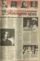 The Ranger News, Volume 22, issue 6, October 7, 1993