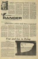 The Parkside Ranger, Volume 4, issue 26, March 31, 1976