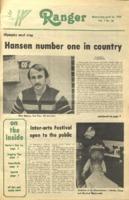 The Parkside Ranger, Volume 6, issue 30, April 26, 1978