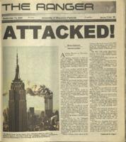 The Ranger , Volume 32, issue 2, September 13, 2001