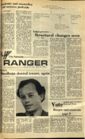 The Parkside Ranger, Volume 4, issue 28, April 14, 1976