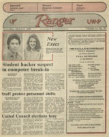 The Parkside Ranger, Volume 14, issue 23, March 6, 1986