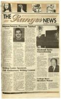 The Ranger News, Volume 22, issue 12, November 18, 1993