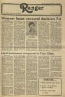 The Parkside Ranger, Volume 9, issue 19, February 19, 1981