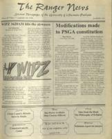 The Ranger News, Volume 27, issue 2, September 24, 1998