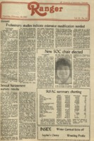 The Parkside Ranger, Volume 11, issue 18, February 10, 1983