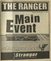 The Ranger , Volume 29, issue 6, April 27, 2000