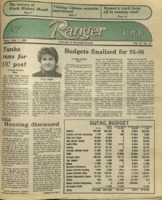 The Parkside Ranger, Volume 13, issue 18, February 7, 1985