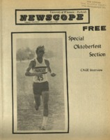 Parkside's Newscope, Volume 5, issue 5, October 4, 1971