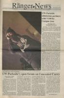 The Ranger News, Volume 41, issue 4, November 8, 2011