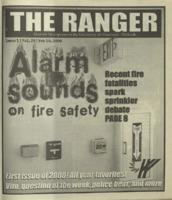 The Ranger , Volume 29, issue 1, February 10, 2000
