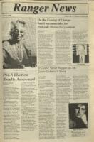 The Ranger News, Volume 22, issue 24, April 6, 1994