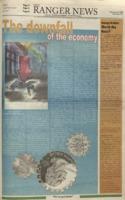 The Ranger News, Volume 39, issue 9, November 4, 2008