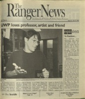 The Ranger News, Volume 33, issue 2, September 26, 2002