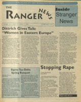 Ranger , Volume 24, issue 24, April 4, 1996
