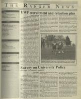 The Ranger News, Volume 27, issue 9, November 12, 1998