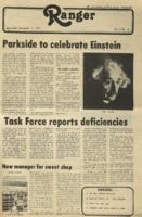 The Ranger, Volume 8, issue 10, November 7, 1979